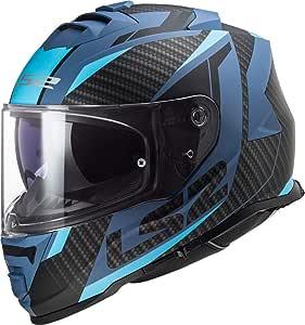 Ls2 Herren Storm Racer Motorradhelm Auto