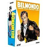 Belmondo-Coffret : Le Magnifique + L'As des as + Joyeuses Pâques + Le Guignolo