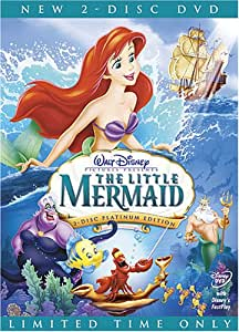 Little Mermaid [DVD] [1990] [Region 1] [US Import] [NTSC]
