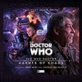 The War Doctor 3: Agents of Chaos (Doctor Who - The War Doctor, Band 3)
