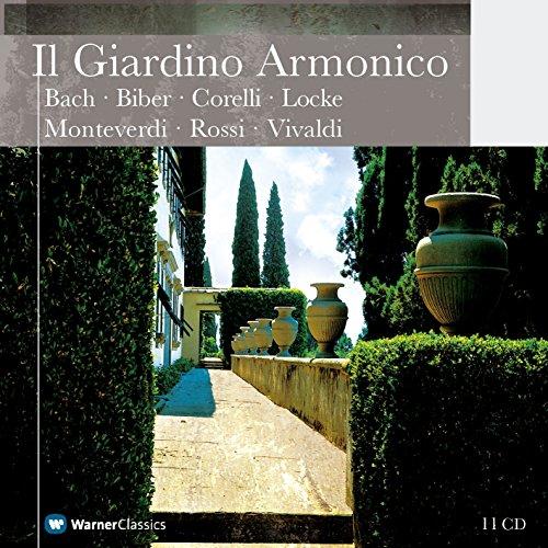 Il Giardino Armonico (Box11Cd)