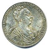Münze Russland 1727 - 1 Rubel - Katharina I. Russia - Replica