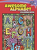 Awesome Alphabet Coloring Book