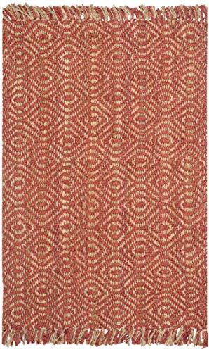 Safavieh Tappeto Rowan fibra naturale, ruggine, 152x