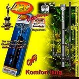 OFA Komfort lang, Oberflächenabsauger, Skimmer, für Aqua-Wasserst. Kies/Oberfläche 36/42 cm