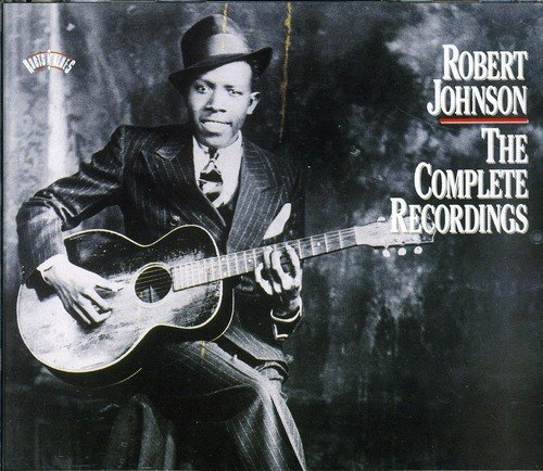 Robert Johnson: The Complete Recordings (Audio CD)