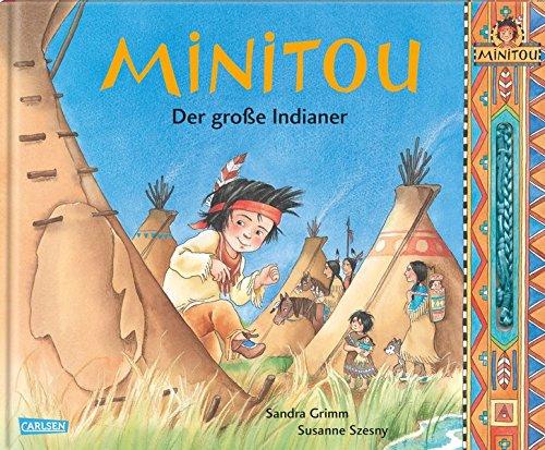 Kostüm Pferd Beste (Minitou: Der große Indianer)