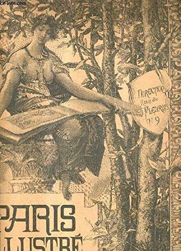 PARIS ILLUSTRE JOURNEE MONDAINE N°25 3E ANNEE FEVRIER 1885 - Paris au bois notes d'un boulevardier - minuit à quatorze heures - l'escrime à paris - l'homme qui baille - pour nos lecteurs courrier mondains. par COLLECTIF