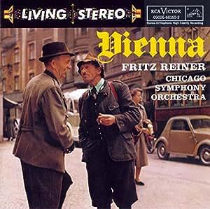"""""""VIENNA"""" - Johann / Josef STRAUSS : Le Beau Danube Bleu, Sang Viennois, Roses du Sud, Hirondelles d'Autriche, Valse de l'Empereur etc"""