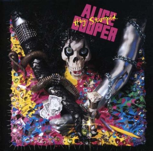 Hey Stoopid by Alice Cooper (2008-03-01)