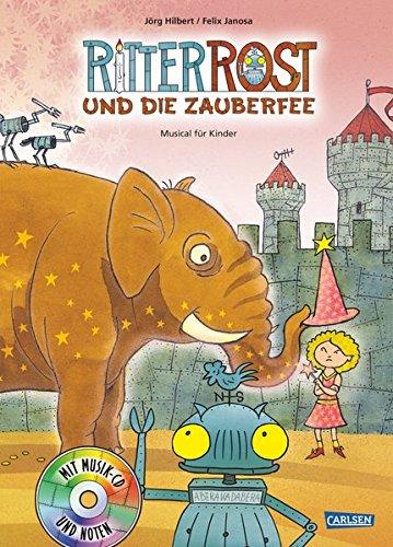 Zauberfee: Buch mit CD (Insel Freie Presse)