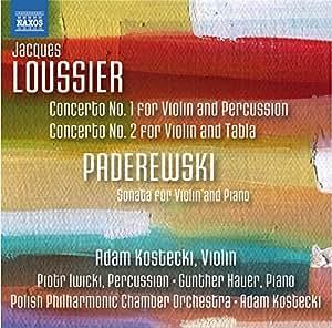 Violinkonzerte 1+2/Sonate