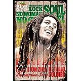 GB eye 61 x 91.5 cm Bob Marley Songs Maxi Poster, Assorted