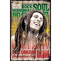 GB eye LTD, Bob Marley, Songs, Maxi Poster, 61 x 91,5 cm