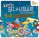 Käpt'n Blaubär - Das Karten-Spiel - 3 in 1: Das unglaubliche Seemannsgarn-Mau-Mau / Das legendäre Klabautermann-Skat / Der geheimnisvolle Schwarze Pirat