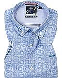 NZA New Zealand Hemd Blau XXL