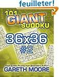101 Giant Sudoku 36x36 #2
