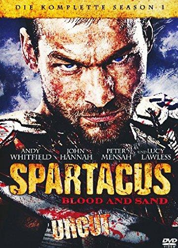 Produktbild Spartacus-Blood & Sand - Staffel 1 (Uncut) [5 DVDs]