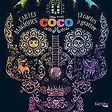 Cartes à gratter Disney Coco