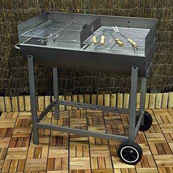 Kingfisher OUTBBQ Half Drum BBQ