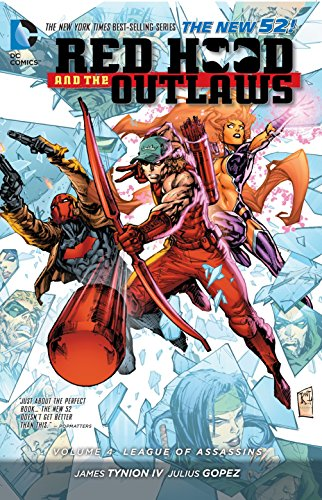 Red Hood and the Outlaws Volume 4 TP (The New 52) por James Tynion IV