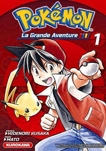 Pokemon - la grande aventure Vol.1