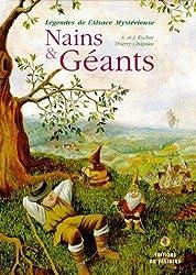 Nains et géants. legendes de l'alsace mystérieuse