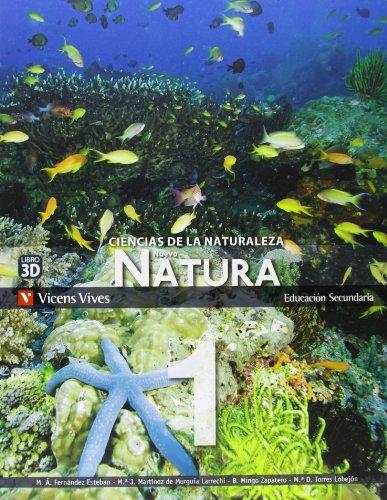 Nuevo Natura 1+ Castilla Y Leon Separata - 9788468205830