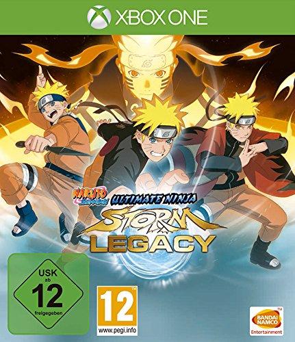 Naruto Shippuden Ultimate Ninja Storm Legacy - Complete - Xbox One
