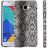 Skitic PU Cuir Coque pour Samsung Galaxy A5 (2016), Luxe Elegant Stylish Pattern Étui Housse de Protection Anti-Scratch et Shock Absorption Rugged Protective Case Cover Bumper Arrière Protecteur - Style 05