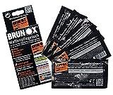 EN6500 Pack mit speziellen Öltüchern, Brunox Turbo-Spray für Waffen