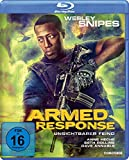 Armed Response - Unsichtbarer Feind [Blu-ray] -