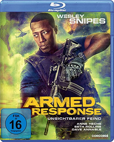 Armed Response - Unsichtbarer Feind [Blu-ray]
