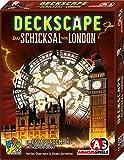 ABACUSSPIELE 38173 - Deckscape – Das Schicksal von London, Escape Room Spiel, Kartenspiel