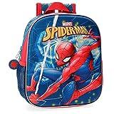 Kindergartenrucksack 3D-Effekt 25 cm Spiderman Neo