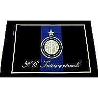 Bandierone INTER Ufficiale Bandiera grande cm. 210 x 140 F.C.Internazionale Nerazzurra BGSINNA