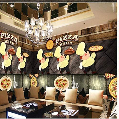 Tapeten Wandbild Hintergrundbild FototapeteCartoon Handgemalte Köstliche Tapete Stück 3D Werkzeug Wände Hintergrund Dorf Wald Hütte Nacht Ölgemälde Tv @ 150 * 105Cm