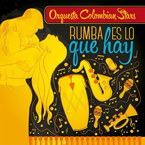 Secreto Entre Dos No Es Secreto - Orquesta Colombian Stars