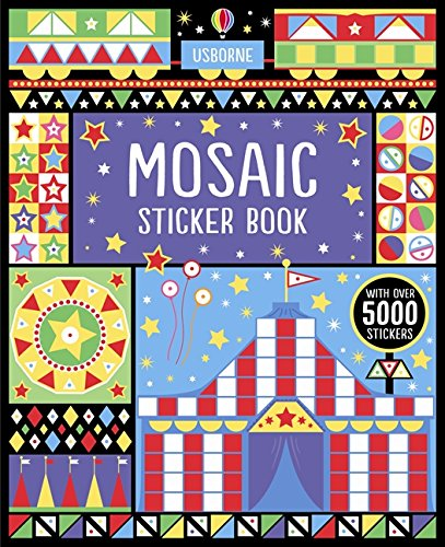 Mosaic Sticker Book (Sticker Books)