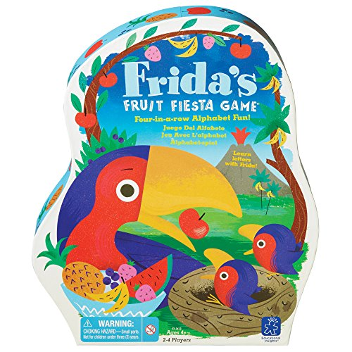 Learning Resources - Frida`s Fruit Fiesta, Spiel