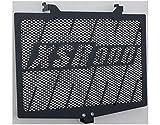 Kühlerverkleidung/Kühlerabdeckung Yamaha 900 XSR design Kenny Roberts mattes schwarzes + schwarzes schutzgitter