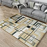 L&Y Teppich Teppich Wohnzimmer Sofa Carprt Couchtisch Teppich Schlafzimmer Bedside Decke Rechteck Home Anti-Rutsch-Teppich Non-Slip Mat ( größe : 80*125cm )