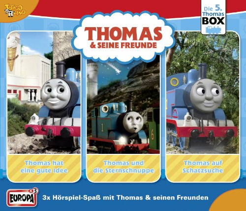 05/Thomas 3er Box - Folge 13/14/15