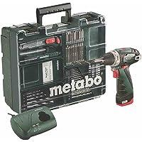 Metabo 600079880 PowerMaxx BS Set 10,8V 1x2,0Ah Mobile Werkstatt