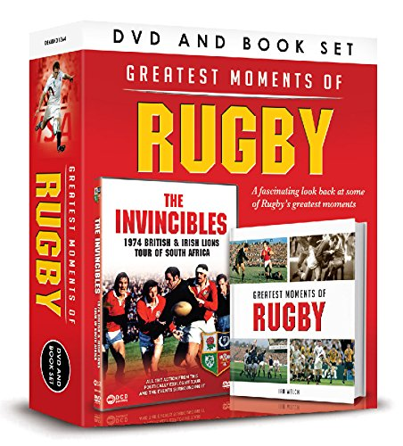 Great Moments of Rugby (Portrait Dvdbook Gift Set) por Ian Welch