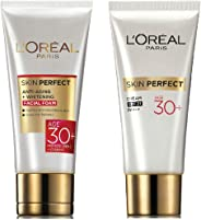 L'Oreal Paris Skin Perfect 30+ Facial Foam, 50g and L'Oreal Paris Skin Perfect 30+ Anti-Fine Lines Cream, 18g