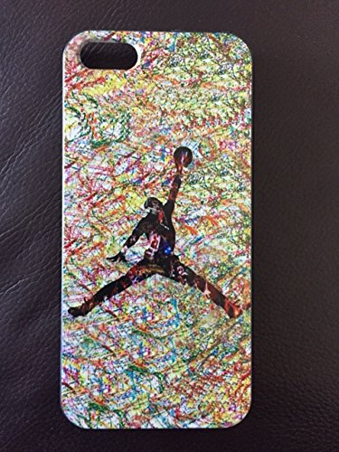NEW AIR JORDAN BLACK LOGO JUMP SOFT PC CASE FOR APPLE IPHONE 7 Plus J9 J10