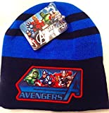 Avengers Ultimate Gift Sets Hard to Find Movie Avengers Assemble Skull Cap, Popular 2016 Wall Calendar and Large Gift Bag Travel Tote - Best Holiday Gifts for Kids