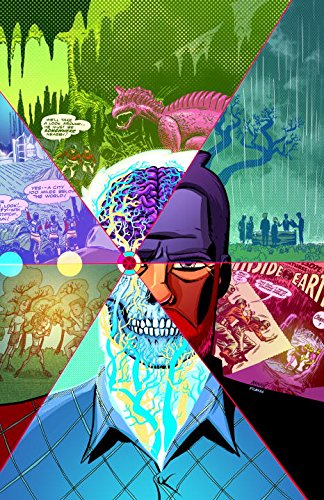 Cave Carson Has a Cybernetic Eye 1: Going Underground