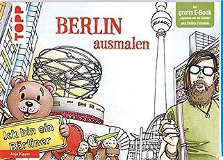 Berlin ausmalen: 30 typische Berliner Motive